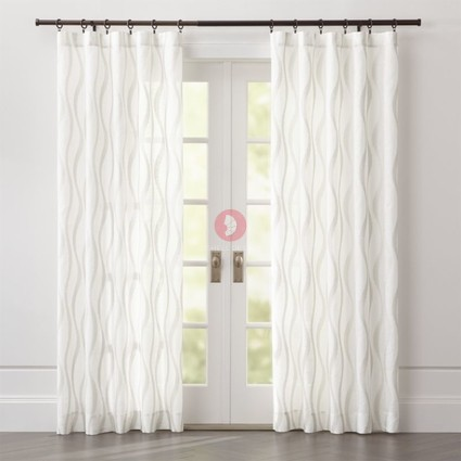 Set Hanging Curtains