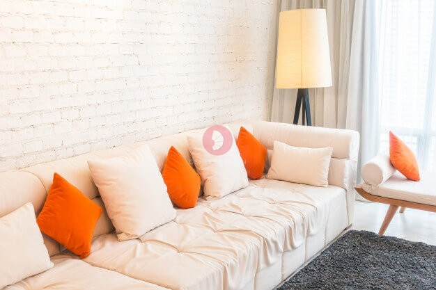 go big with pillow-sofa