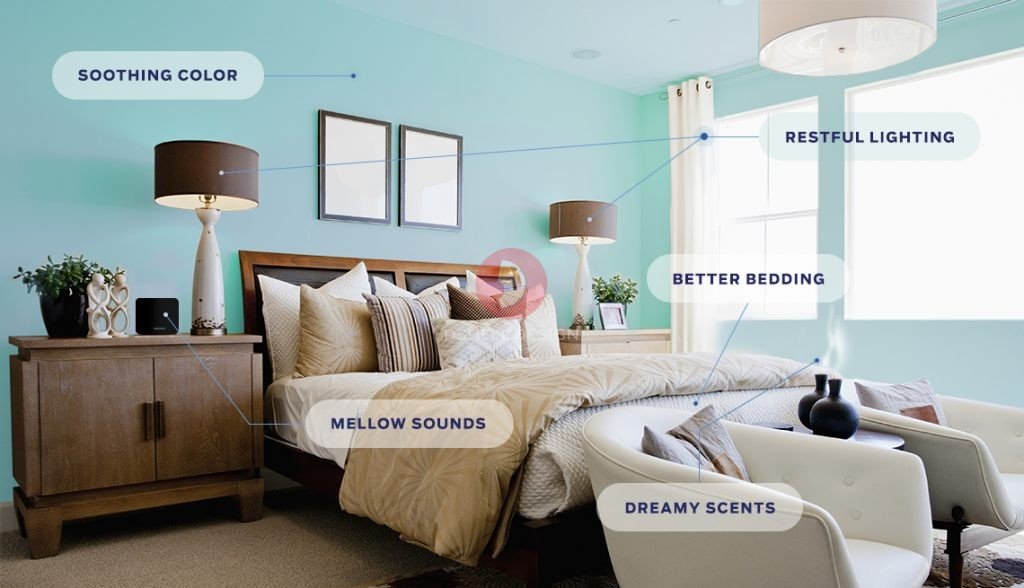 Ways To Create Sleep-Friendly Bedroom