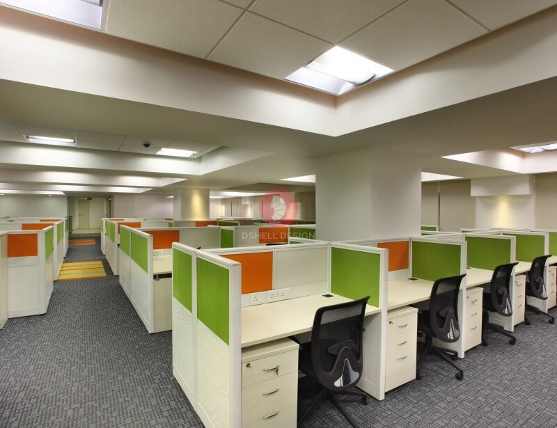 Corporate/Commercial Office Interior Designing services in Noida, Delhi & Gurgaon
