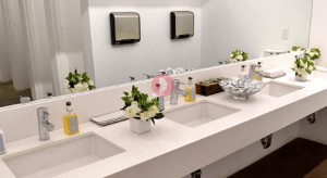 tips for managing the restrooms